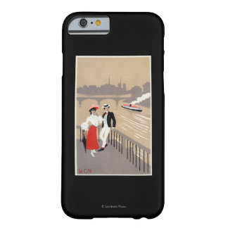 La Cite Art Deco Scene Barely There iPhone 6 Case