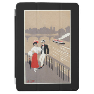 La Cite Art Deco Scene iPad Air Cover