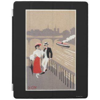 La Cite Art Deco Scene iPad Smart Cover