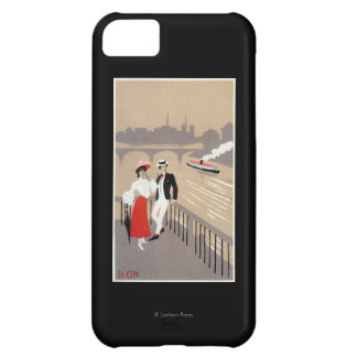 La Cite Art Deco Scene iPhone 5C Cover