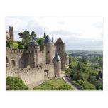 La Cite, Carcassonne Post Cards