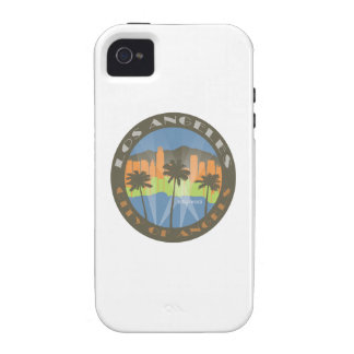 LA City of Angels Beachy Case-Mate iPhone 4 Covers