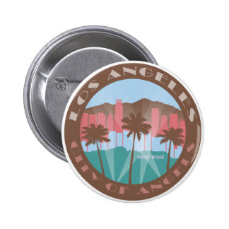 LA City of Angels Chocolate Pin