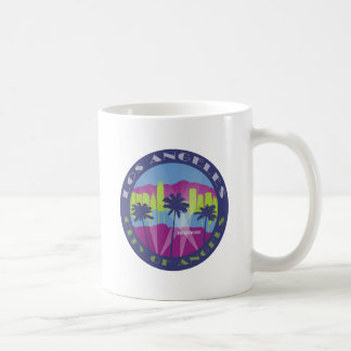 LA City of Angels Cool Coffee Mug