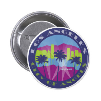 LA City of Angels Cool Pins