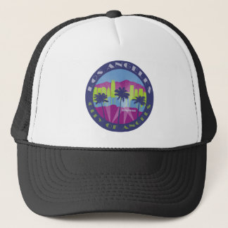 LA City of Angels Cool Trucker Hat