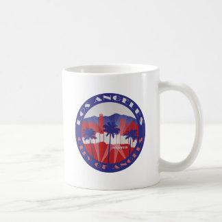 LA City of Angels Patriot Coffee Mug
