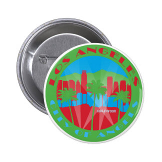 LA City of Angels Primary Button