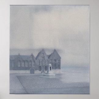 La ciudad abandonada póster