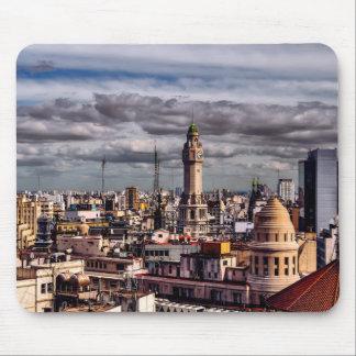 La Ciudad Al Sur - The City South Mouse Pad