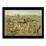 La ciudad antigua de Jerusalén Postal