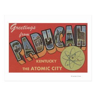 La ciudad atómica - escenas grandes de la letra postales