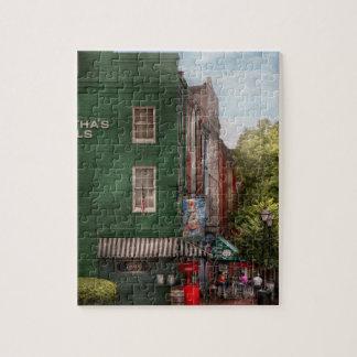 La ciudad - Baltimore, MD - derriba el punto, MD - Puzzle Con Fotos