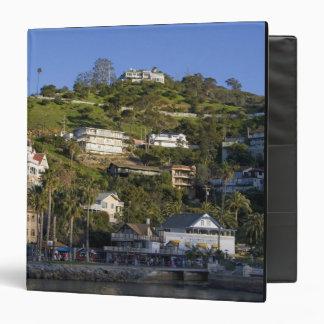 """La ciudad de Avalon en la isla de Catalina, Carpeta 1 1/2"""""""