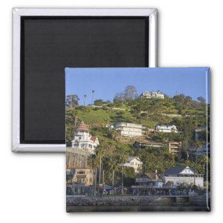 La ciudad de Avalon en la isla de Catalina, Imán De Frigorifico