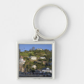 La ciudad de Avalon en la isla de Catalina, Llavero