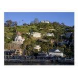 La ciudad de Avalon en la isla de Catalina, Tarjeta Postal