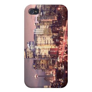 La ciudad de Calgary iPhone 4 Funda