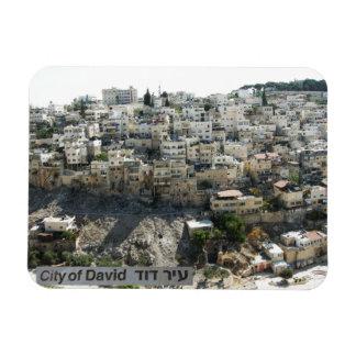 La ciudad de David - Ir Dovid Imanes Rectangulares