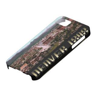 La ciudad de Denver 1898 Funda Para iPhone SE/5/5s