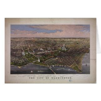 La ciudad de la C C de Washington a partir de 188