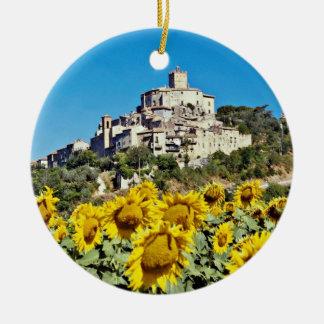 La ciudad de la colina de Narni Umbría Italia fl Ornatos