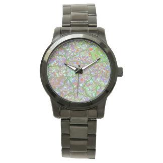 la ciudad de la fantasía traza 2 (c) relojes de mano