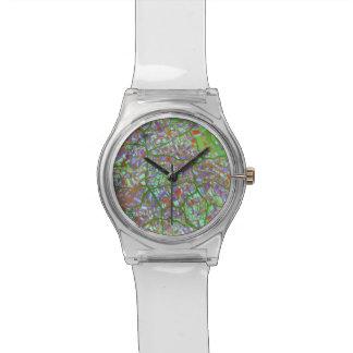 la ciudad de la fantasía traza 2 (c) relojes de pulsera