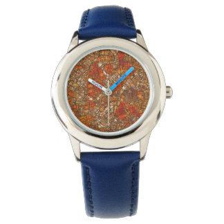 la ciudad de la fantasía traza 3 (c) reloj de mano