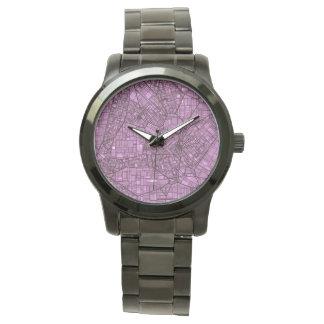 la ciudad de la fantasía traza 4 (c) reloj