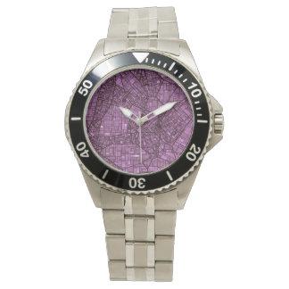 la ciudad de la fantasía traza 4 (c) reloj de mano