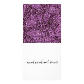 la ciudad de la fantasía traza 4 (c) tarjetas personales