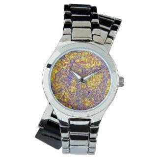 la ciudad de la fantasía traza 5 (c) relojes de pulsera