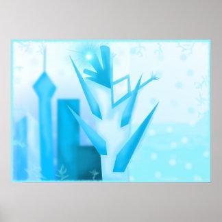 La ciudad de la nieve posters