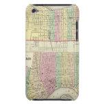 La ciudad de Louisville Kentucky iPod Touch Case-Mate Cobertura