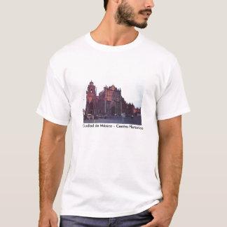 La Ciudad de Mxico - Centro Historico T-Shirt