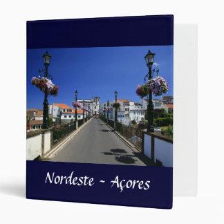 """La ciudad de Nordeste - Azores Carpeta 1"""""""