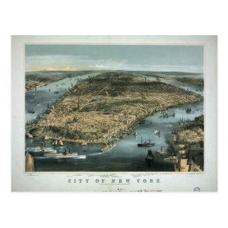 La ciudad de Nueva York en 1856 por los párrocos d