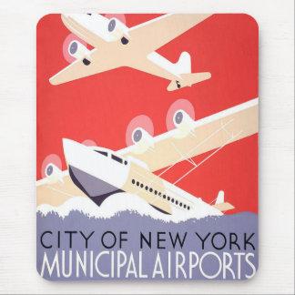 La ciudad de Nueva York Mouse Pads