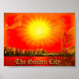 La ciudad de oro impresiones