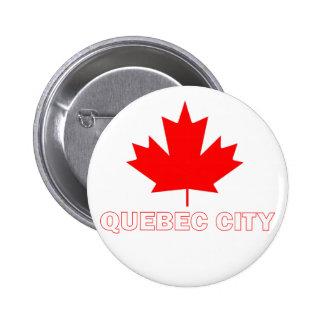 La ciudad de Quebec Pins