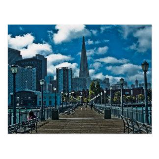 La ciudad de San Francisco Postales