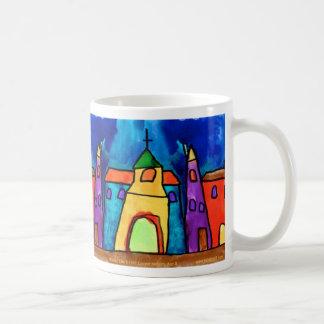 La ciudad del invierno del tonelero Nielsen, Tazas De Café