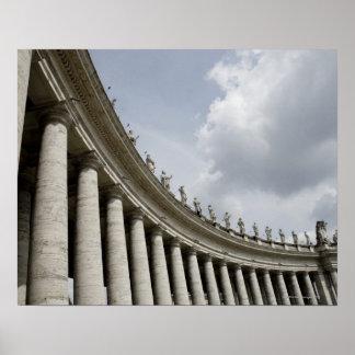 La Ciudad del Vaticano es una ciudad-estado que en Póster