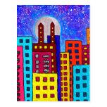 La ciudad enciende #12 postales