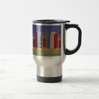 La ciudad enciende la taza