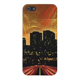 La ciudad iPhone 5 carcasas