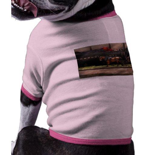 La ciudad - PA - usted consiguió amar Lancaster Camiseta Con Mangas Para Perro