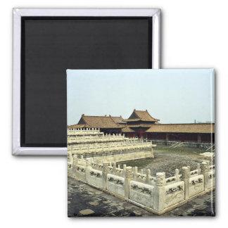 La ciudad Prohibida Pekín China Imanes Para Frigoríficos