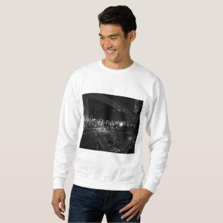 """""""La ciudad que duerme"""" camiseta de Crewneck Jersey"""